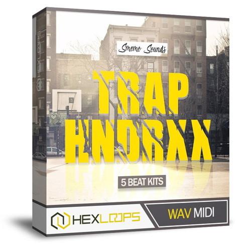Pay for Trap Hndrxx (Wav/Midi)