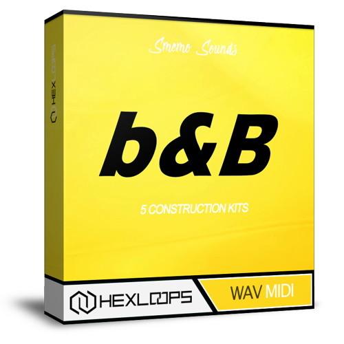 Pay for b&B Trap Kits (WAV/AIFF/MIDI)