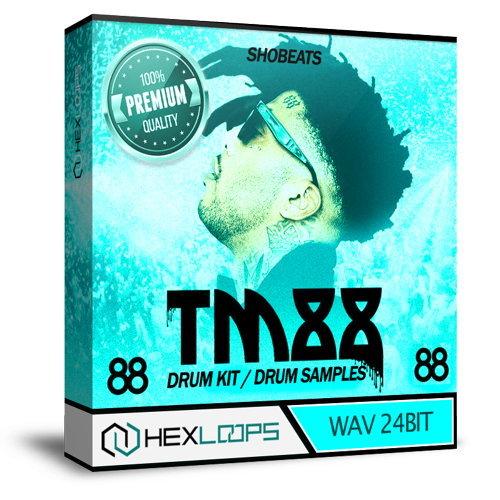 Pay for TM 88 Drum Kit Sample Pack