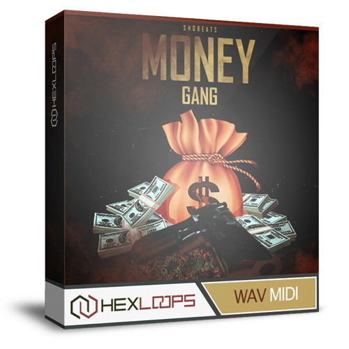 Pay for Money Gang - Trap Sample Pack