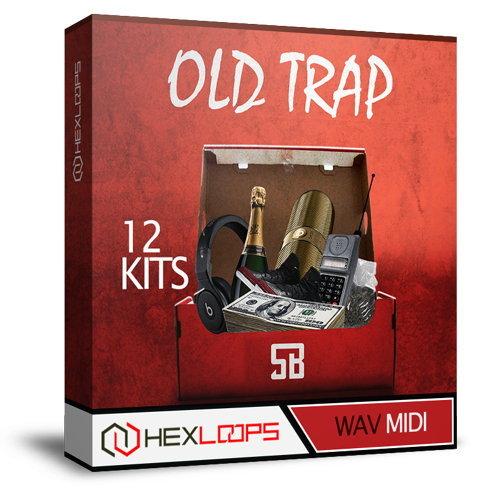 Pay for Shobeats - Old Trap 12 Kits