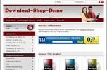 Thumbnail PHP Download Shop Portal Script
