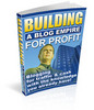 Thumbnail Building a Blog Empire for Profit Plus Bonus Gifts