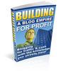 Thumbnail Building a Blog Empire for Profit Plus Bonus Gifts