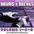 Thumbnail Drums n Breaks Volume 1+2+3