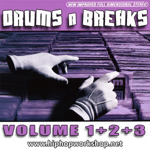 Pay for Drums n Breaks Volume 1+2+3