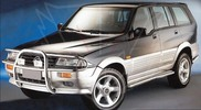 Thumbnail 1993-2005 SsangYong Musso Workshop Repair Service Manual