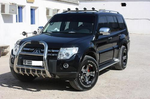 2008 mitsubishi pajero montero workshop repair service manual mu rh tradebit com Mitsubishi Pajero 2007 mitsubishi montero 2008 owner's manual