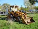 Thumbnail Case 580 E service repair manual super E loader backhoe 580E