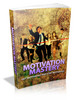 Thumbnail Motivation mastery - Get motivated and stay motivated