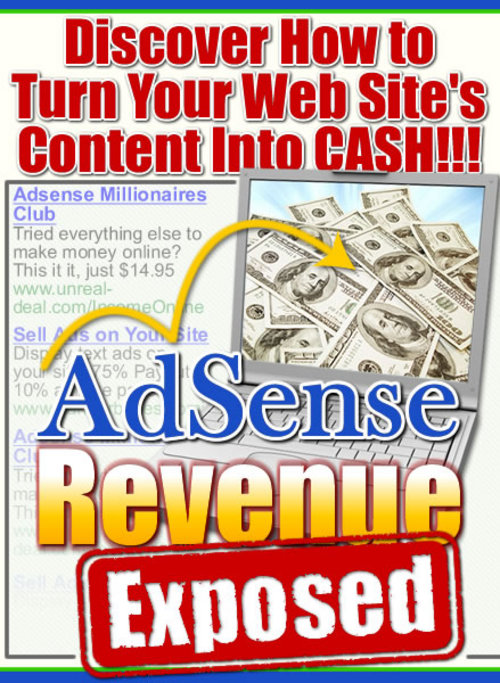 Pay for AdSense Revenue Exposed