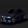 Thumbnail BMW M3 ( Blender 3d modell )