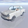 Thumbnail Trabant 3D Model