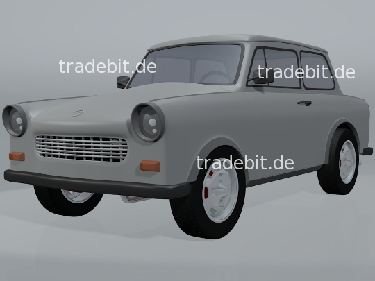 Pay for Trabant 601