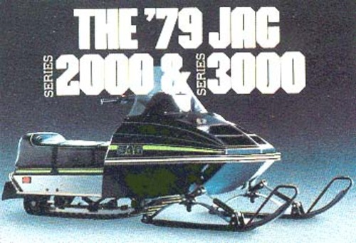 1979 Arctic Cat Jag 2000