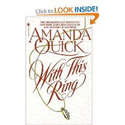 Pay for Amanda Quick- With This Ring