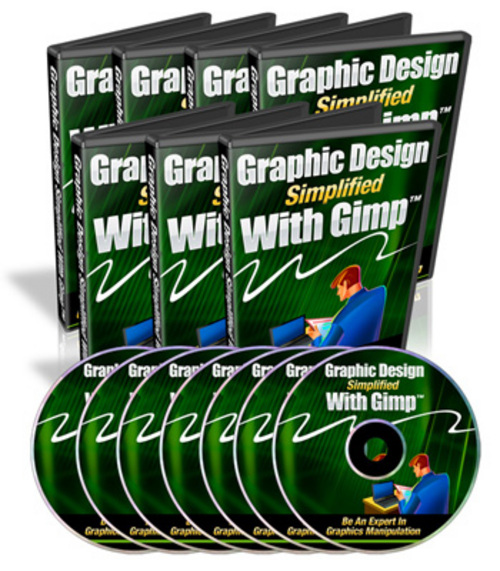 Pay for Graphic Design Simplified With GIMP - Confirmed