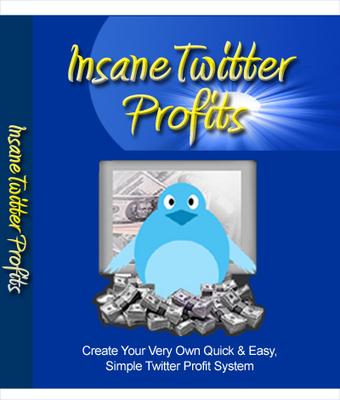Pay for Insane Twitter Profits with Resale Rights!