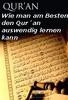 Thumbnail Wie man am Besten den Quran auswendig lernen kann