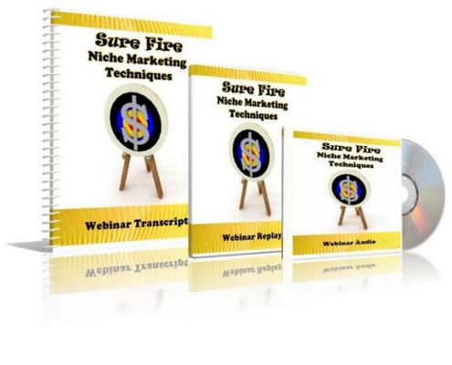 Pay for Sure Fire Niche Marketing Techniques