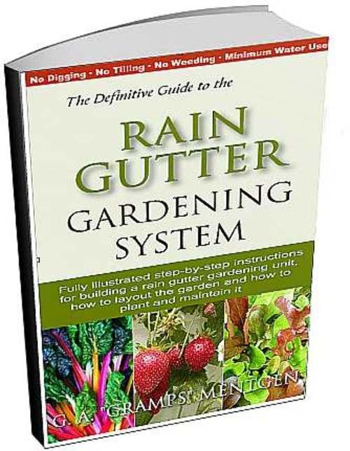 Rain Gutter Gardening System Tradebit