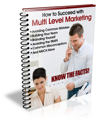 Pay for MLM-How To Succeed In Multi-Level Marketing