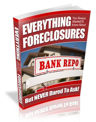 Pay for Foreclosure-How To Avoid The F  Word