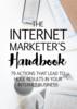 Thumbnail The Internet Marketers Handbook