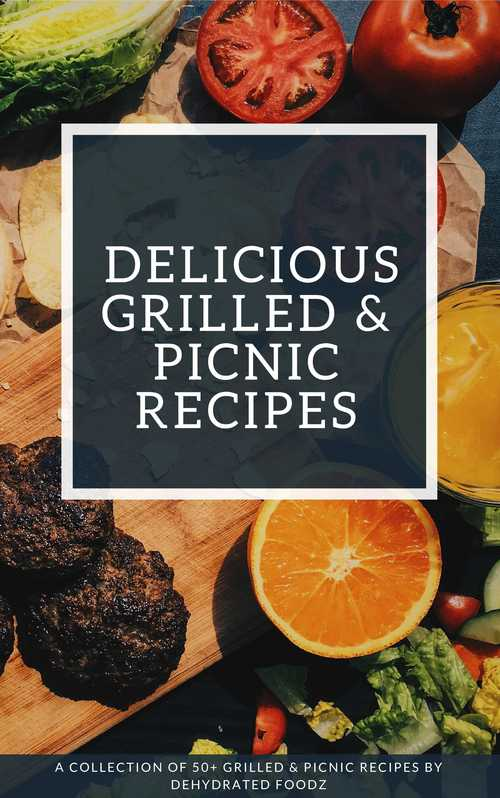Pay for Delicious Grilled & Picnic Recipes