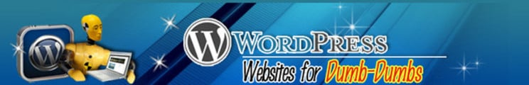 Thumbnail Wordpress Websites For Dumb-Dumbs