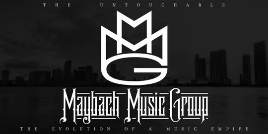 Pay for Rick Ross Maybach Music Group Drum Kit