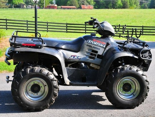 2002 2003 polaris sportsman 600 700 twin atv service. Black Bedroom Furniture Sets. Home Design Ideas