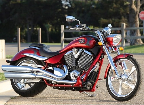 2008 Polaris Victory Vegas  Vegas Low  Vegas 8