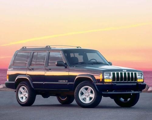 jeep cherokee service manual pdf