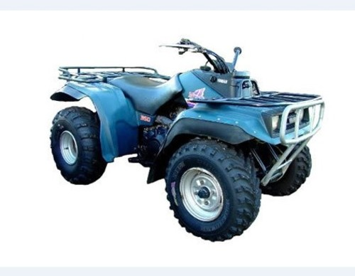 pay for 1987-1990 yamaha yfm350er moto-4 atv service repair manual instant  download