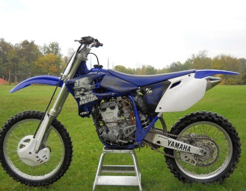 2003 yamaha yz250fr service repair manual instant download downlo 2003 YZ250F Oil Change 2003 Yamaha YZ250F Review