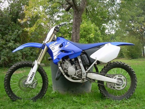 2007 yamaha yz125 w w1 service repair manual instant. Black Bedroom Furniture Sets. Home Design Ideas
