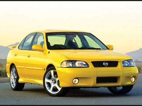 Pay For 2002 Nissan Sentra B15 Series Factory Service