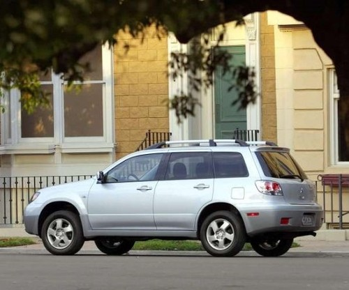 Pay for 2004 Mitsubishi Outlander Factory Service Repair Manual INSTANT DOWNLOAD