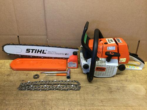 Stihl 034 parts Manual