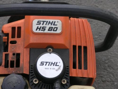 Stihl hs 75 hs 80 hs 85 bg 75 service repair manual instant dow - Stihl hs 75 ...