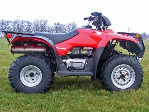 1997 2004 honda trx250te trx250tm fourtrax recon service repair man 2004 honda recon 250 repair manual 1997 Honda Recon