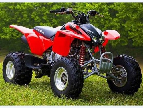 2005-2009 Honda TRX400EX TRX400X Sportrax Service Repair Manual INS...