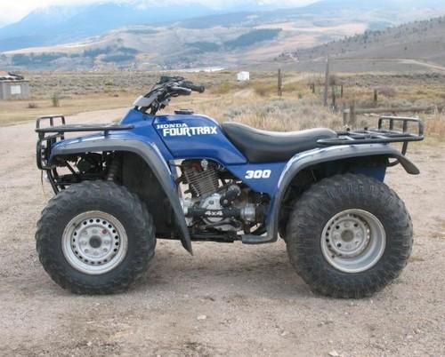 Pay for 1995-2000 Honda TRX300 TRX300FW Fourtrax Service Repair Manual INSTANT DOWNLOAD