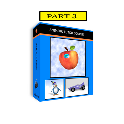 Pay for PART 3 ANIM8OR TUTOR COURSE