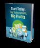Thumbnail ebook on making money online