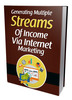 Thumbnail strams of income via internet marketing
