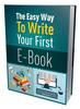 Thumbnail Easy way to write ebook