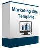 Thumbnail marketint site template