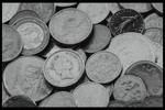 Thumbnail Symbolbild - Geld - Münzen - Business - Geschäftskonto